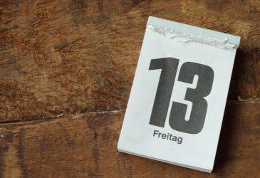 Ist heute wirklich ein Unglückstag? 13 Fakten zum Freitag, dem 13.