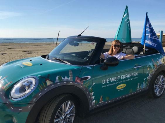 Sunny on the Road – Mit dem Mini nach Kalabrien