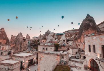 Die schönsten Urlaubsorte in der Türkei.