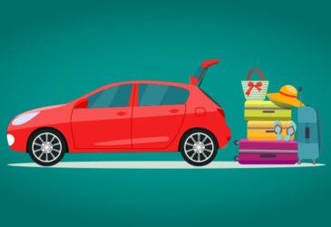 Mit diesen Tipps packt ihr euer Auto richtig.