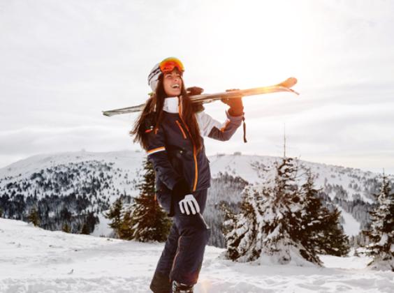 Die 10 schönsten, unbekannten Skigebiete.
